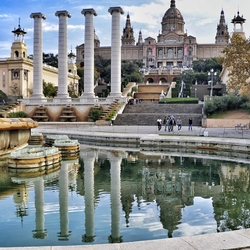 Barcelona paleis