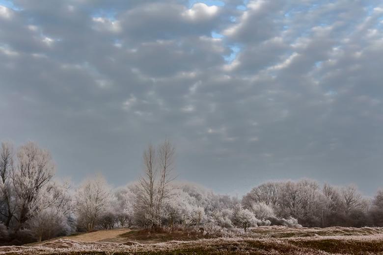 Wintertime - Ja, deze is ook van vorig jaar, even om in de stemming te komen voor de komende Siberische kou hopelijk met rijp zoals vorig jaar  <img