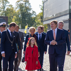 Willem-Alexander in Hengelo