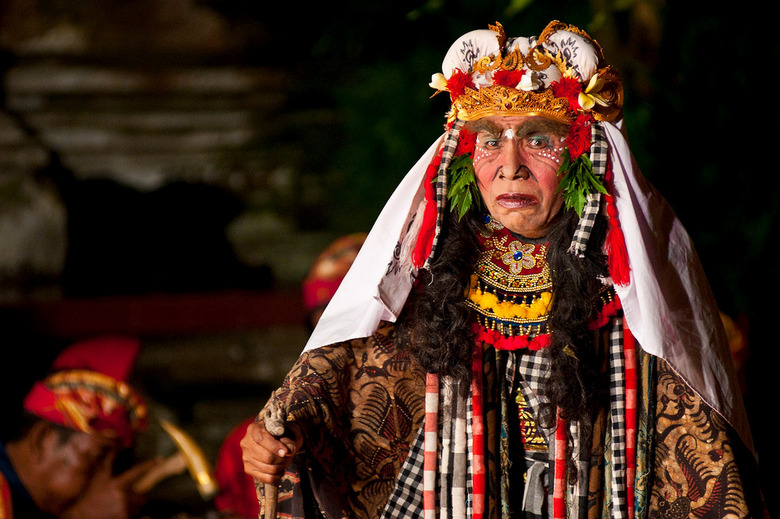 Balinese Dance - Bali, Indonesie