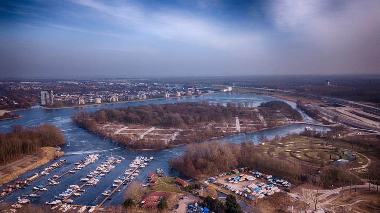 Floriade 2022 terrein Almere