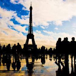 Vibrant Paris