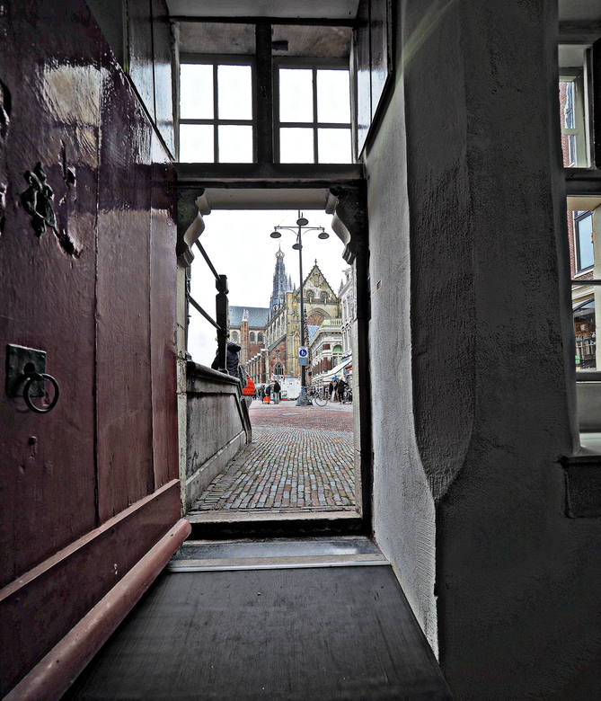 Oud .... - Haarlem