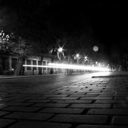 Where the lights vanish..
