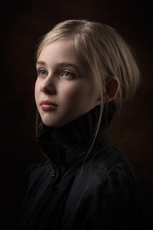 Fey - Uit mijn laatste workshop fine-art portret