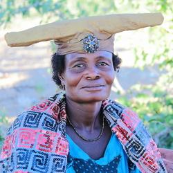 Himbavrouw, Namibie