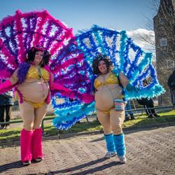 Carnaval Kabbelgat 2018 - Delft