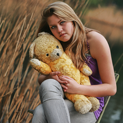 My Teddy love