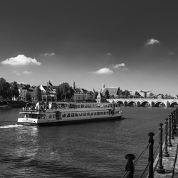 Rondvaartboot, Maastricht
