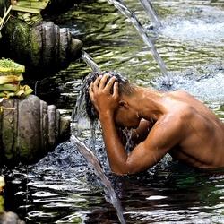 Tirta Empul - Tempel van het Heilige water op Bali