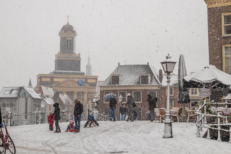 winter pret in Leiden