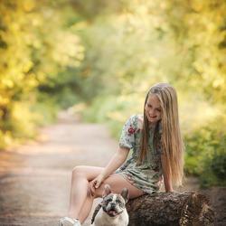 De vriendschap tussen mens en dier