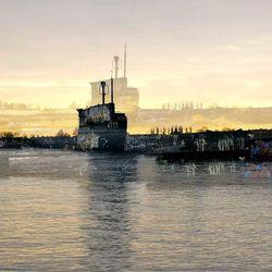 Russian Submarine Foxtrot B-80