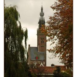 klokkentoren van Edam