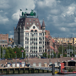 Rotterdam 4 serie 3.Het Witte huis