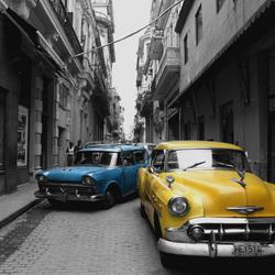 Cuban traffic