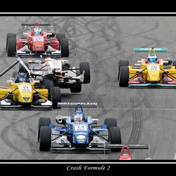 Crash Formule 3