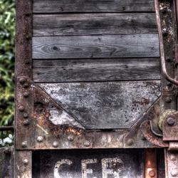 Detail van wagon