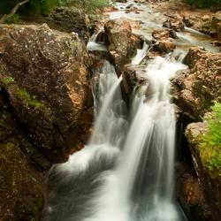 Low Falls Glenn Nevis