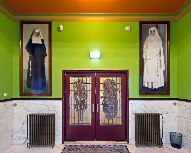 Villa Jongerius 15 - Van de tien kinderen zijn er enkele in het klooster gegaan of priester geworden.
