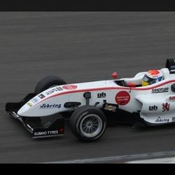 Formule 3 - Felix Rosenqvist