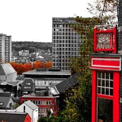 De stad Luik