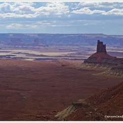 The Candle in Canyonlands