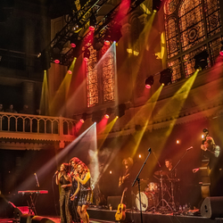 The Bleubirds in Paradiso
