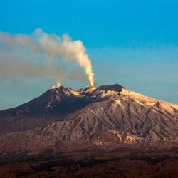 De Etna rookt