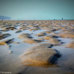 Het strand even anders bekeken