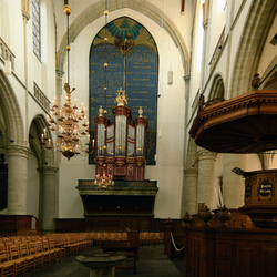 st.Catharijnekerk te Brielle