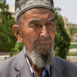 Nurata - Oezbeekse man