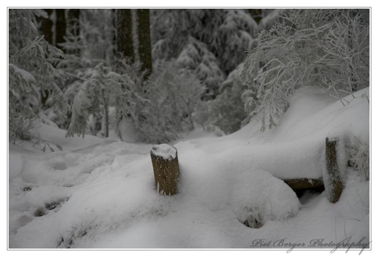 Trapjes naar winterland - Afgelopen weekend was het eindelijk weer eens tijd om het eerste witte goud van dit seizoen vast te gaan leggen.<br /> We z