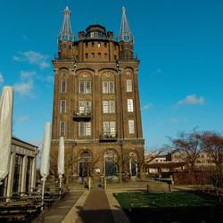 Oude water toren Dordrecht