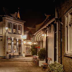 Nachtfotografie Den Burg Texel