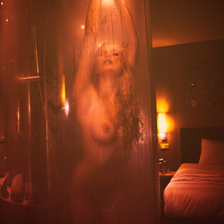 Love Hotel...The red room