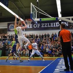 ZZ Leiden vs Donar
