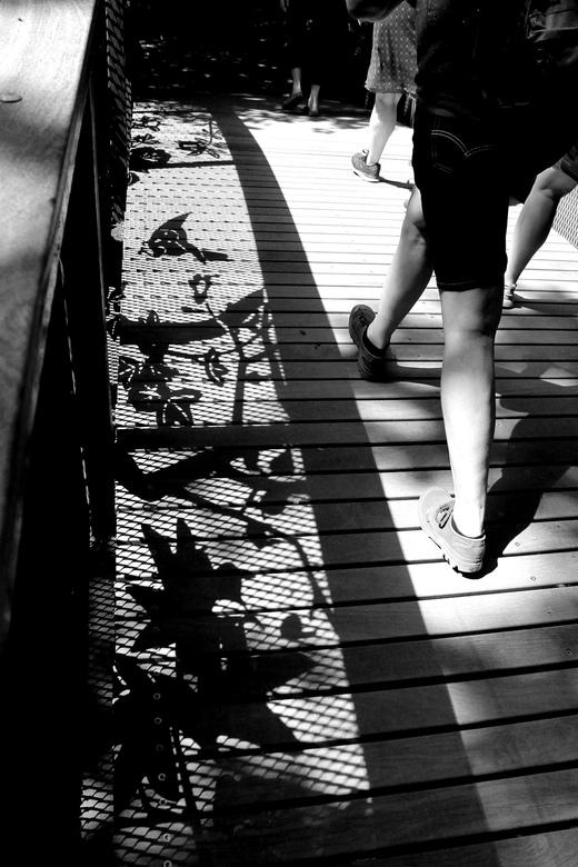 Walk over -