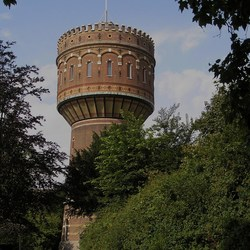 Watertoren Delft   nr 1