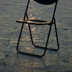 Chair on the Ice