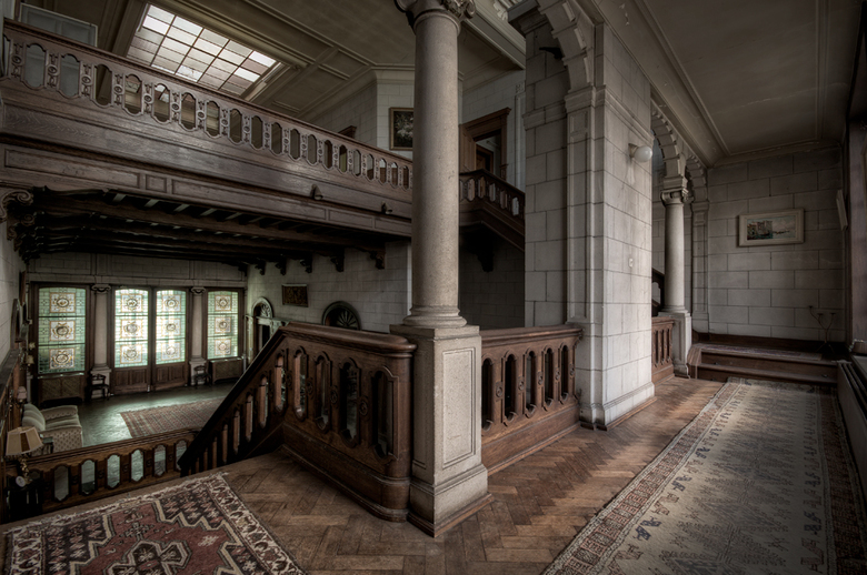 The Mansion 5 - Eén van de mooiste locaties die ik ooit bezocht heb. Zodra je hier binnen stapt, ga je terug in de tijd.<br /> <br /> Bedankt voor d