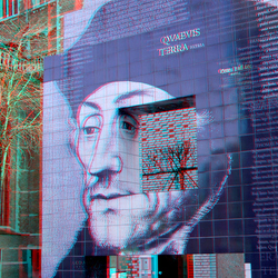 ERASMUS Monument Rotterdam 3D