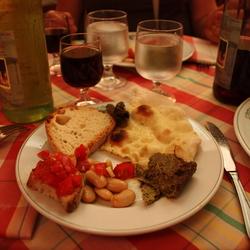 Itialiaanse lunch