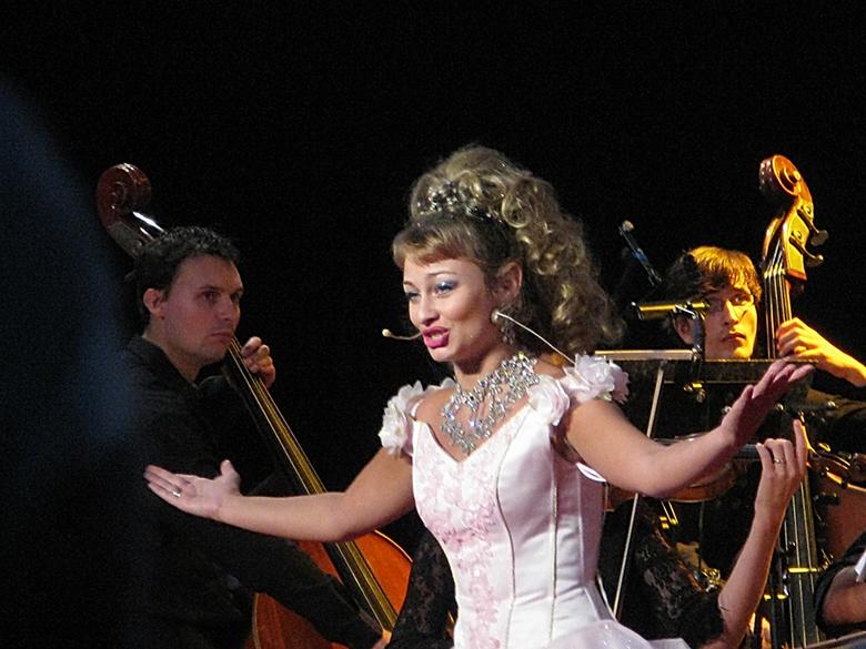 Concert - opname op een concert<br /> gr.renata