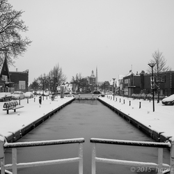 Meppel, winter 2015