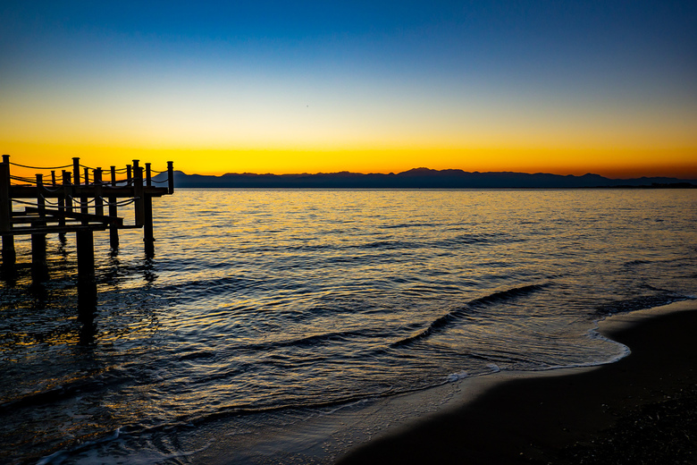 Strandwandeling -