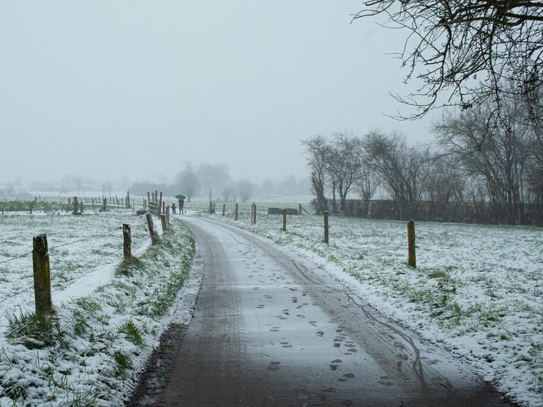 Going out - Iedereen naar buiten in de sneeuw...