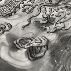 beelden aan zee / art detail 1