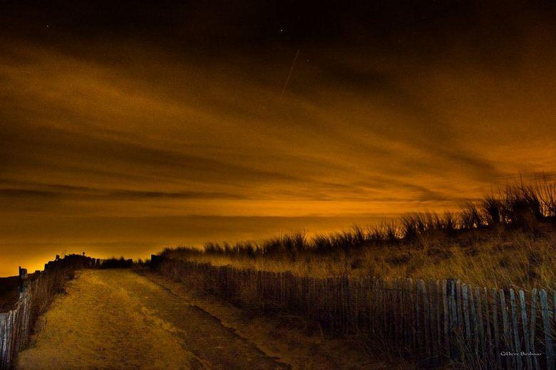 nacht - Een koude nacht