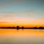 zonsondergang millingerplas